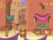 Aladdin on GBA Game