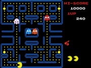 Classic NES Series : Pac-Man Game
