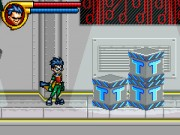 Teen Titans – Game Boy Advance Game Online