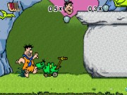 The Flintstones : Big Trouble in Bedrock Game