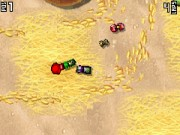 Micro Machines on GBA