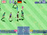 International Superstar Soccer on GBA