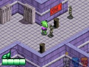 The Incredible Hulk on GBA