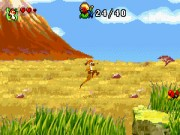 The Lion King on GBA