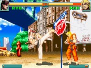 Super Street Fighter II Turbo : Revival
