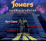 Towers - Lord Baniff's Deceit Game