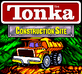 Tonka Construction Site Game