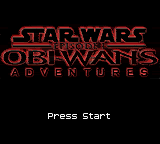 Star Wars Episode I - Obi-Wan's Adventures Game