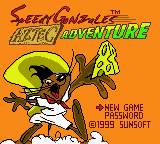 Speedy Gonzales - Aztec Adventure Game