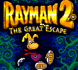 Rayman 2 - The Great Escape (En,Fr,De,Es,It) Game
