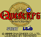 Quest RPG - Brian's Journey Game