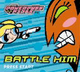 Powerpuff Girls, The - Battle Him Game