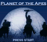 Planet of the Apes (En,Fr,De,Es,It,Nl) Game