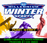 Millennium Winter Sports Game