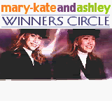Mary-Kate and Ashley - Winners Circle Game