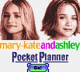 Mary-Kate and Ashley - Pocket Planner Game