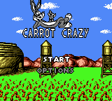 Looney Tunes - Carrot Crazy (En,Fr,Es) Game