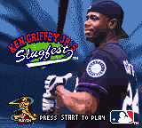 Ken Griffey Jr.'s Slugfest Game