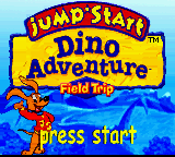 JumpStart Dino Adventure - Field Trip Game