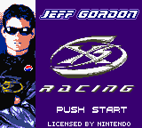 Jeff Gordon XS Racing Game