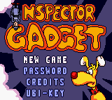 Inspector Gadget - Operation Madkactus Game