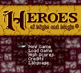 Heroes of Might and Magic (En,Fr,De) Game