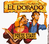 Gold and Glory - The Road to El Dorado Game