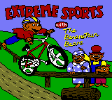 Extreme Sports with the Berenstain Bears (En,Fr,De,Es,It) Game