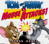Tom and Jerry in Mouse Attacks! (Europe) (En,Fr,De,Es,It,Nl,Da)