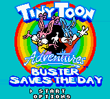 Tiny Toon Adventures - Buster Saves the Day (Europe) (En,Fr,De,Es,It)