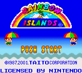 Rainbow Islands (Europe) (En,Fr,De,Es,It)
