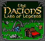 Nations, The - Land of Legends (Europe) (En,De)