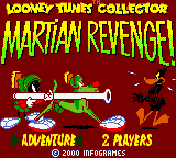 Looney Tunes Collector - Martian Revenge! (Europe) (En,Fr,De,Es,It,Nl)