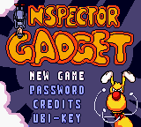 Inspector Gadget - Operation Madkactus (Europe) (En,Fr,De,Es,It,Nl)