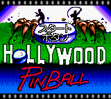 Hollywood Pinball (Japan)