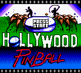 Hollywood Pinball (Europe) (En,Fr,De,It)