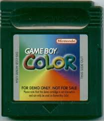 Game Boy Color Promotional Demo (USA, Europe)
