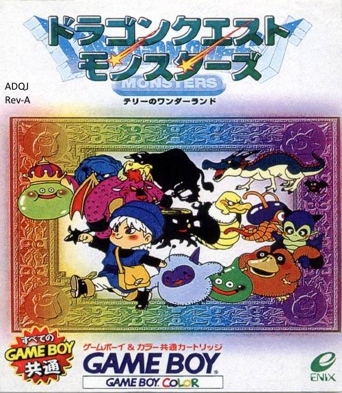 Dragon Quest Monsters - Terry no Wonderland (Japan) (Rev A)