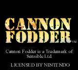 Cannon Fodder (Europe) (En,Fr,De,Es,It)