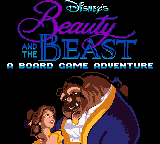 Beauty and the Beast - A Board Game Adventure (Europe) (En,Fr,De,Es,It)