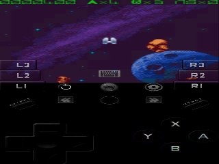 Asteroids (USA, Europe) Game