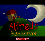 Alfred's Adventure (Europe) (En,Fr,De,Es,It) Game