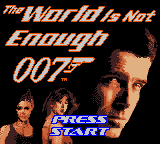 007 - The World Is Not Enough (USA, Europe)