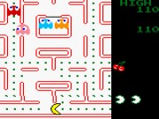 Pac-Man & Pac-Attack Game