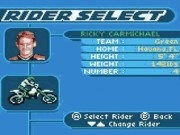 Championship Motocross 2001 Game