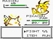 Oak Vs Gio (pokemon yellow hack)