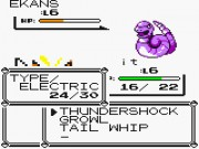 Pokemon Thunder Yellow Game