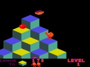 Q-bert on GBC Game