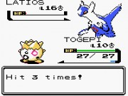 Pokemon Latios (silver hack)