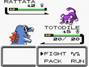 Pokemon Crystal : Emu Edition Game